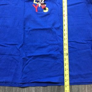 Disney Shirts - Vintage Disney Mickey Mouse T-Shirt